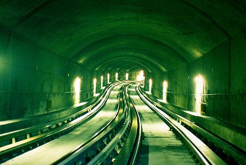 Montreal Metro Tunnel1