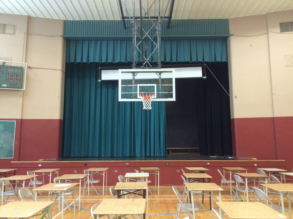 High School Gymnasium