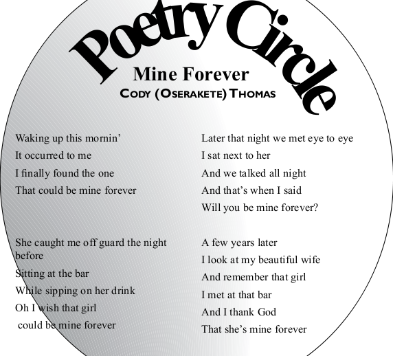 Mine Forever by Cody Oserakete Thomas